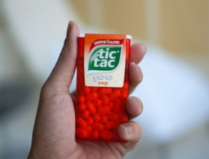 Are Tic Tacs Vegan - Orange Tic Tacs
