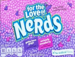 Are Nerds Vegan?
