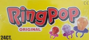 Are Ring Pops Vegan