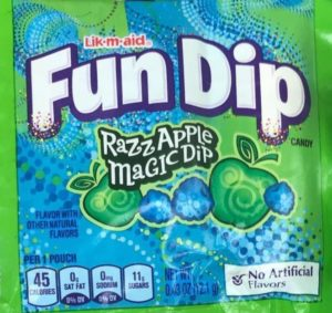 Vegan Wonka RazzApple Magic Fun Dip