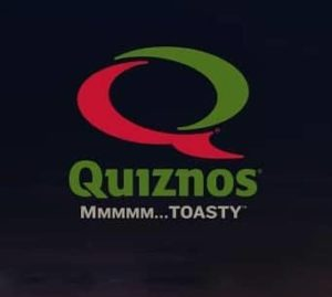 Quiznos Vegan Options Menu