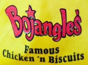 Bojangles Logo Vegan Options