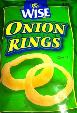 Wise Vegan Onion Rings