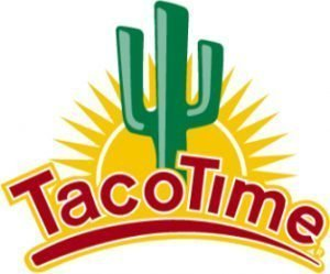 Taco Time Vegan Logo