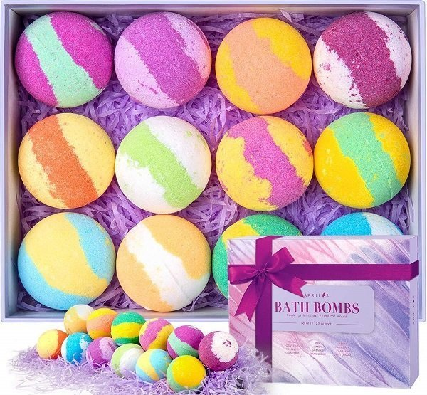 Aprilis Girly Scenty Bath Bombs