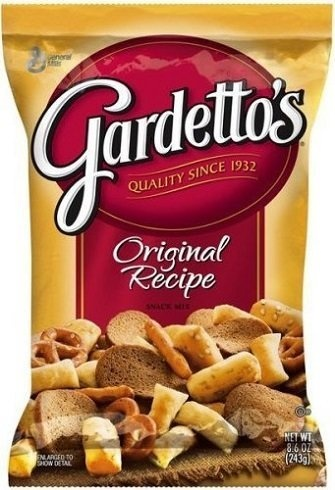 Gardetto's Original Vegan Recipe