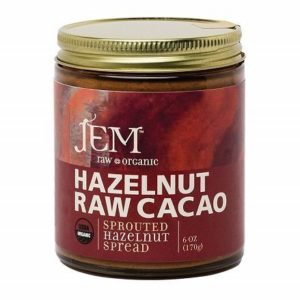 JEM Chocolate Hazlenut Vegan Nutella