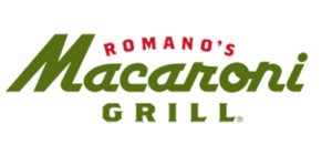 Macaroni Grill Logo Vegan Options