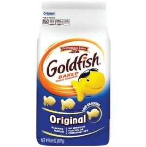 Original Non-Vegan Goldfish