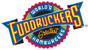 Fuddruckers Vegan Options Logo