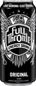 Full Throttle Vegan Energy Drink