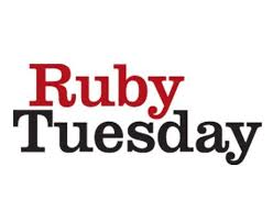 Ruby Tuesday Vegan Options Logo