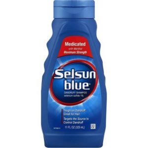 Selsun Blue Bottle