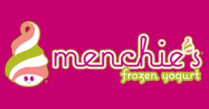 Menchies Frozen Yogurt Vegan Options Logo
