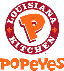 Popeyes Lousiana Kitchen Vegan Options Logo
