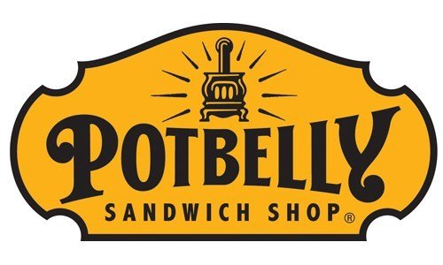 Potbelly Sandwich Shop Vegan Options Logo