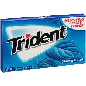 Trident Gum Vegan Options