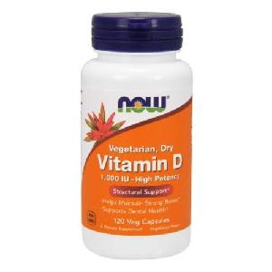 Now's Vegan Vitamin D2 Best Choice