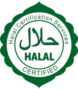 Halal Symbol Vegan Food Options