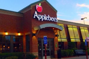 Applebees Typical Location Vegan Options