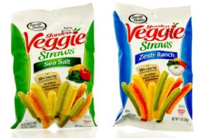 Veggie Straws Vegan Flavor Options