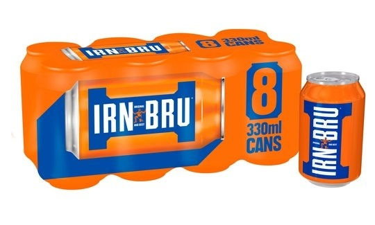 Irn Bru Vegan Example Iron Brew UK