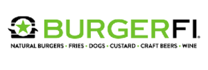 BurgerFi Vegan Options Logo