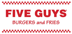 Five Guys Burgers and Fries Vegan Options