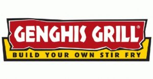 Genghis Grill Vegan Menu Options