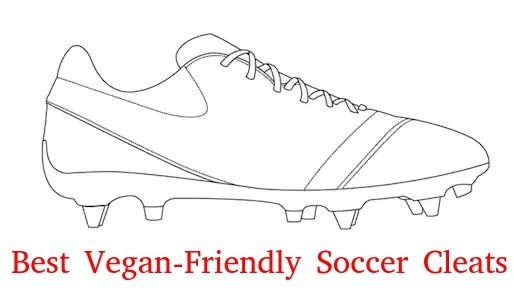 Vegan Friendly Soccer Cleats for Kids and Adults