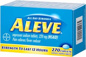 Aleve Vegan Friendly Painkiller