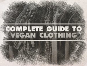 Vegan Clothing Guide