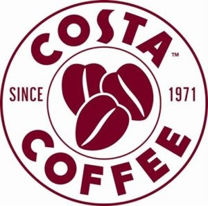 Costa Coffee Vegan Options Logo