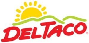 Del Taco Vegan Options Logo