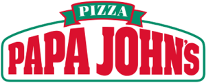 Papa John's Vegan Pizza Options Logo