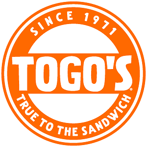 Togos Vegan Menu Options Logo
